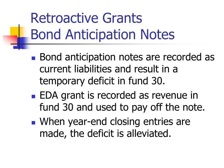 Retroactive Grants