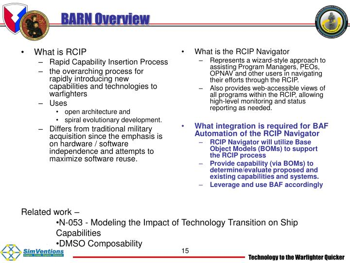 What is RCIP