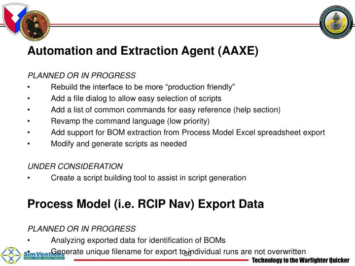 Automation and Extraction Agent (AAXE)