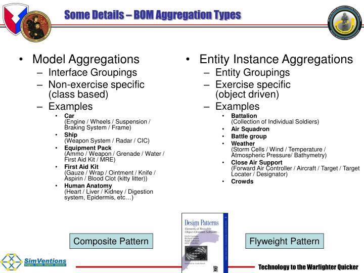 Model Aggregations