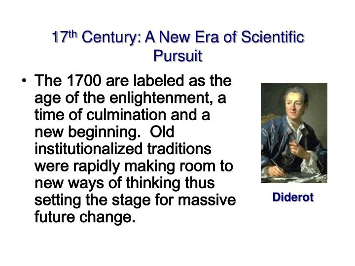 a look at the scientific revolution and the age of enlightenment Science, enlightenment, progress,  the scientific revolution – and how it  age of enlightenment (ca 1700.