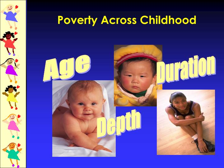 Poverty Across Childhood