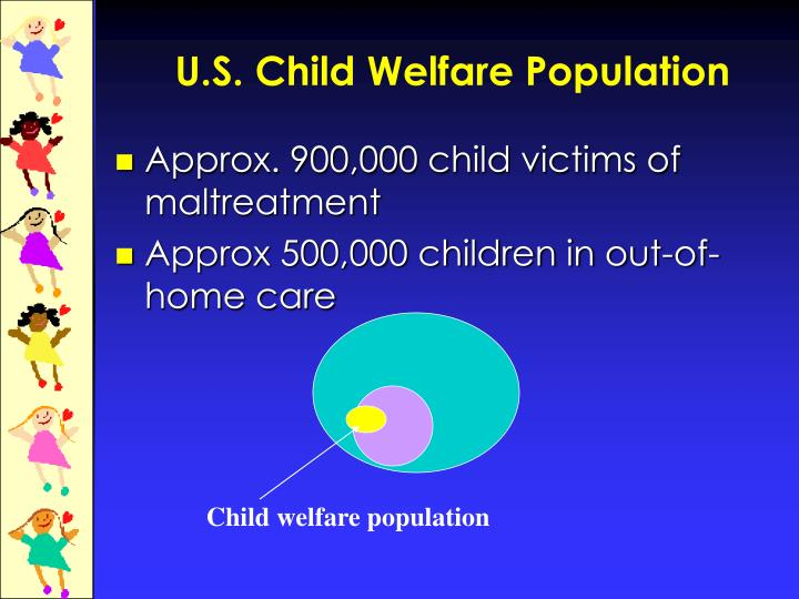 U.S. Child Welfare Population