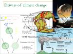 drivers of climate change3