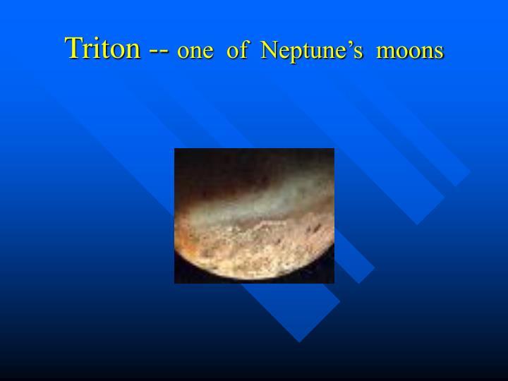 Triton --