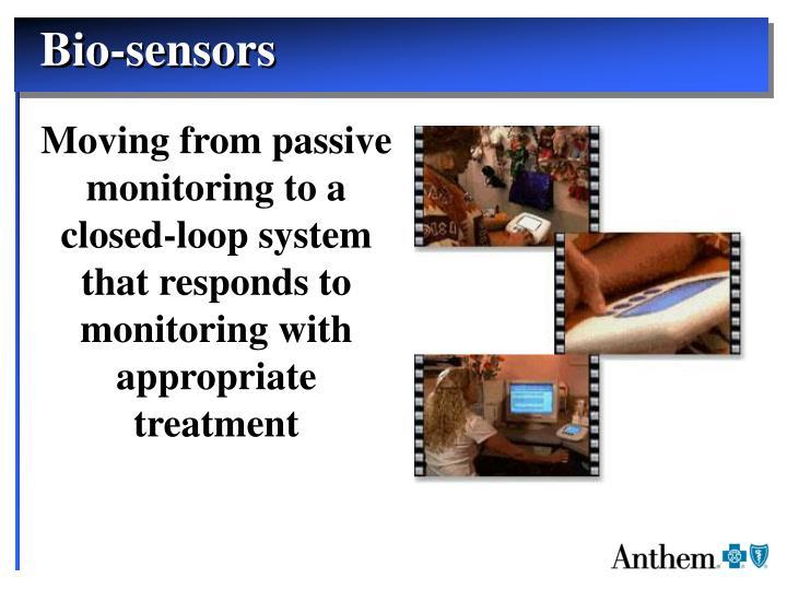 Bio-sensors