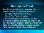 barriers to trust2