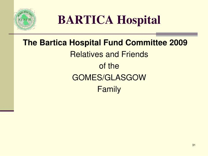BARTICA Hospital