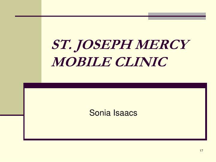 ST. JOSEPH MERCY