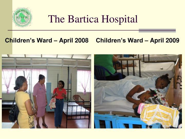 The Bartica Hospital