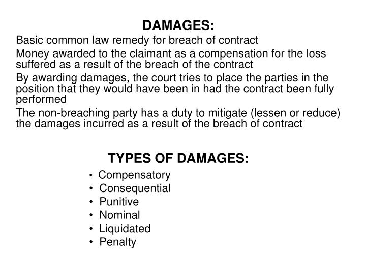 remedies: contract and specific performance essay I know a mandatory injunction is for tort claims and specific performance is for contract claims however, i cannot think of a situation where a tortfeasors' claim that another person is suppose to be doing something isn't crouched in a contract claim.