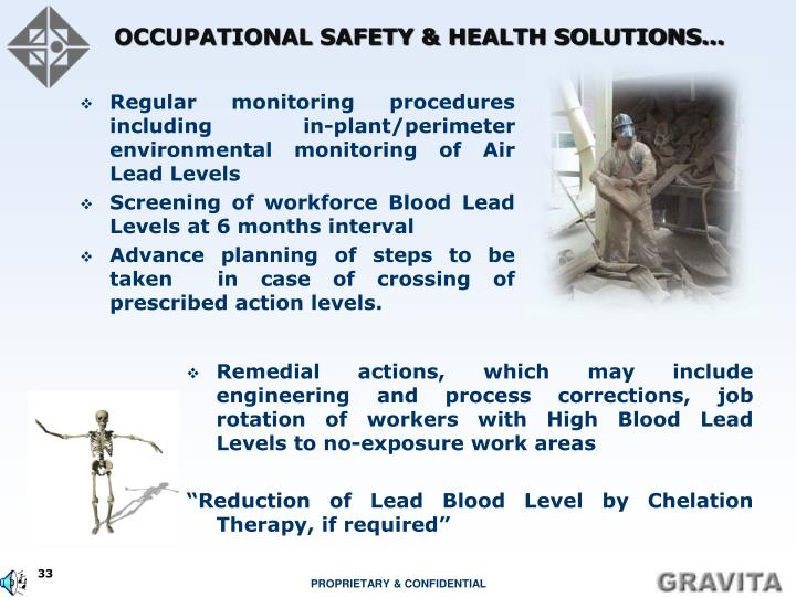 OCCUPATIONAL SAFETY & HEALTH SOLUTIONS…