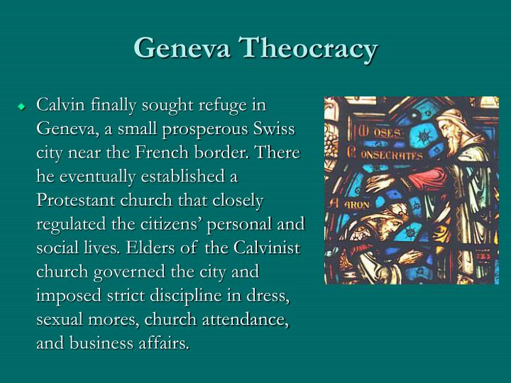 Geneva Theocracy
