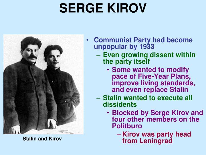 Serge kirov