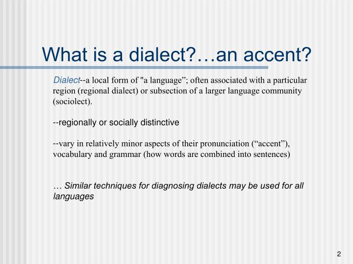 what is a language community