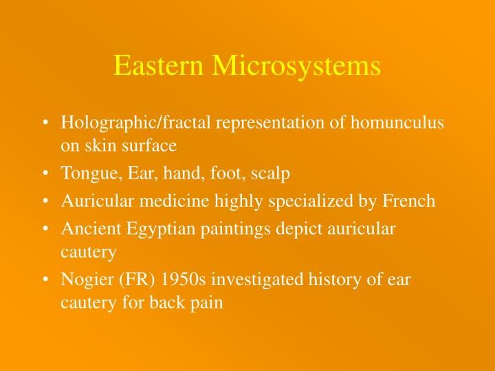 Eastern Microsystems