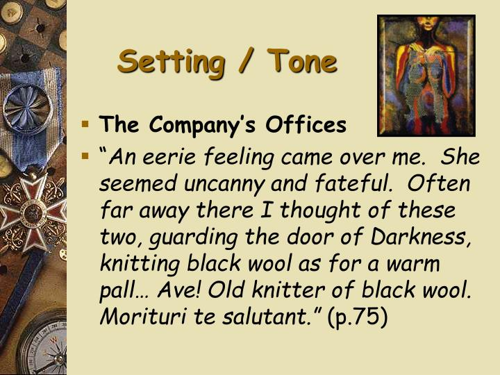 Setting / Tone