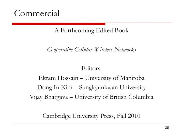 A Forthcoming Edited Book