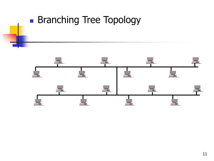 Branching Tree Topology