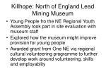 killhope north of england lead mining museum