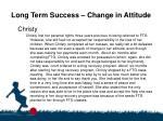 long term success change in attitude2