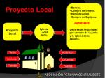 proyecto local