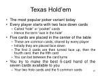 texas hold em1