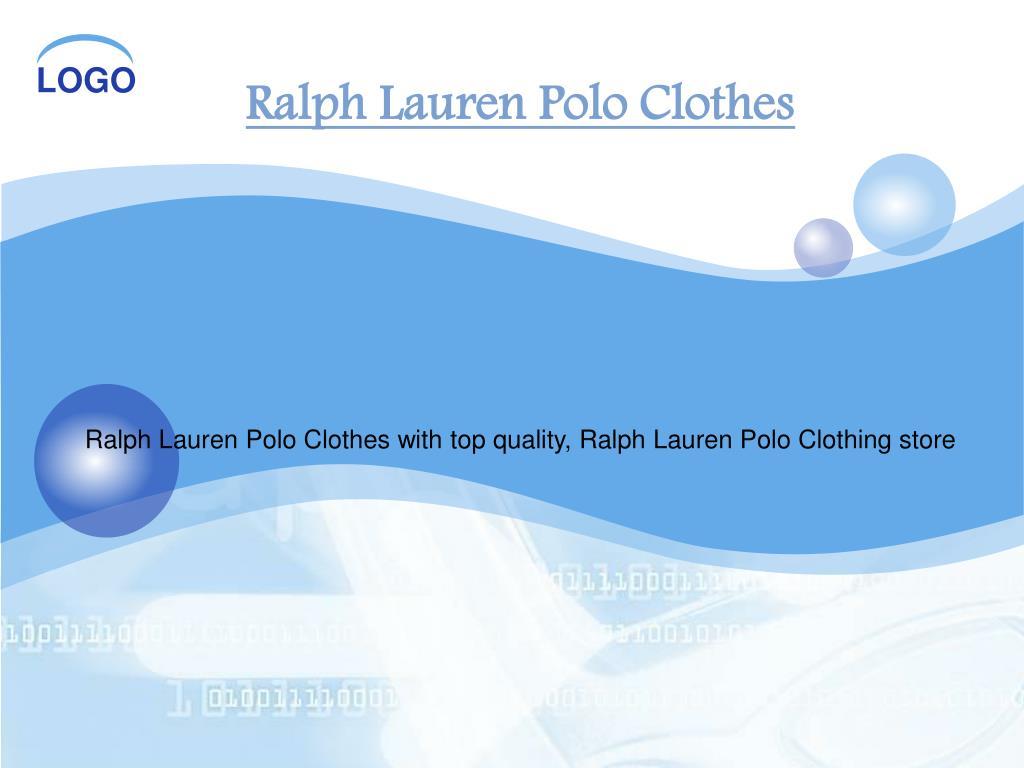 ralph lauren polo clothes l.