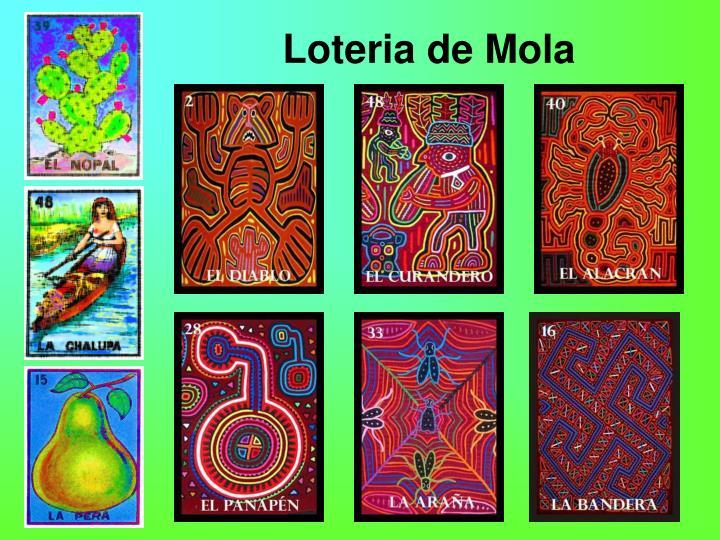 Loteria de Mola