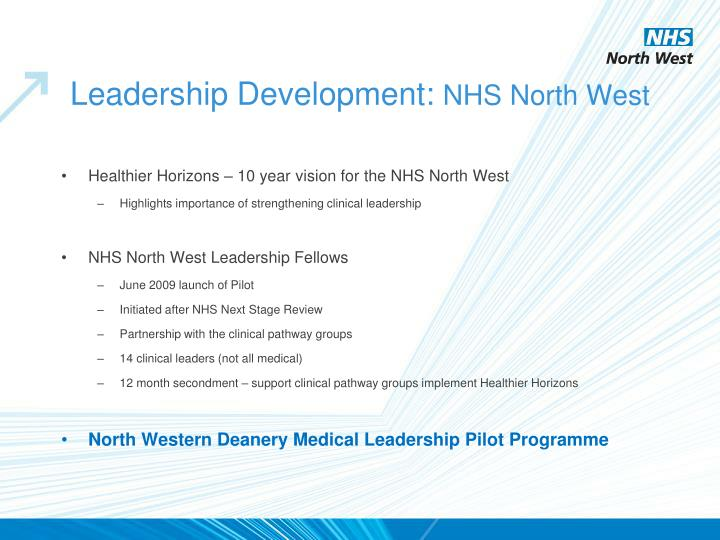 Leadership Development: