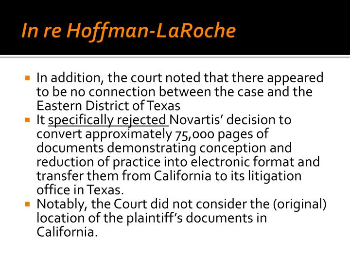 In re Hoffman-