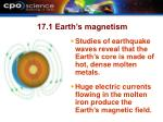 17 1 earth s magnetism
