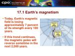 17 1 earth s magnetism2