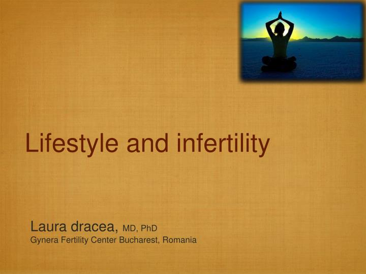 lifestyle and infertility n.