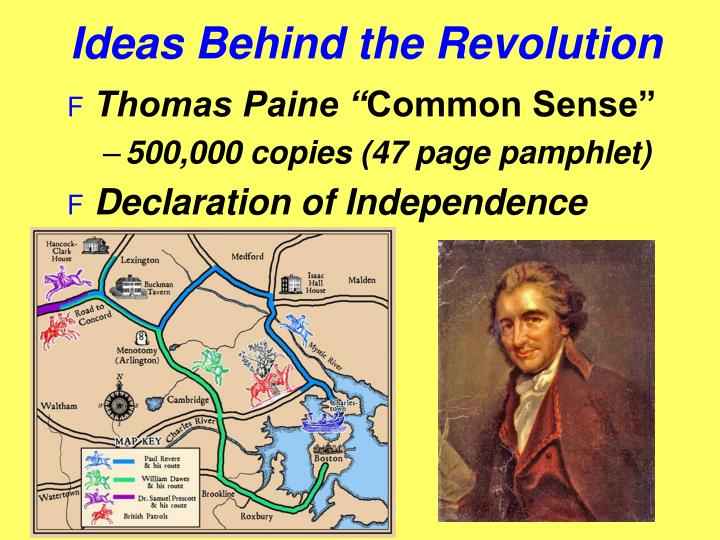 Ideas Behind the Revolution