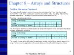 chapter 8 arrays and structures18