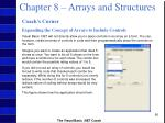 chapter 8 arrays and structures59