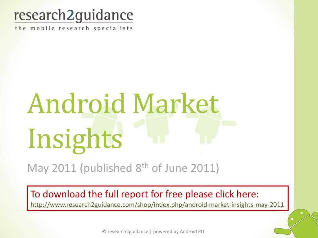 android market insights l.