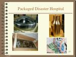 packaged disaster hospital