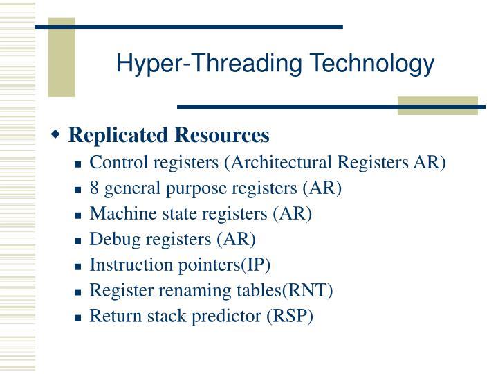 Hyper-Threading Technology