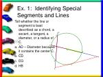 ex 1 identifying special segments and lines1