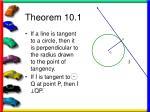 theorem 10 1