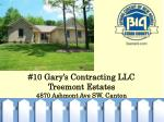 10 gary s contracting llc treemont estates 4870 ashmont ave sw canton
