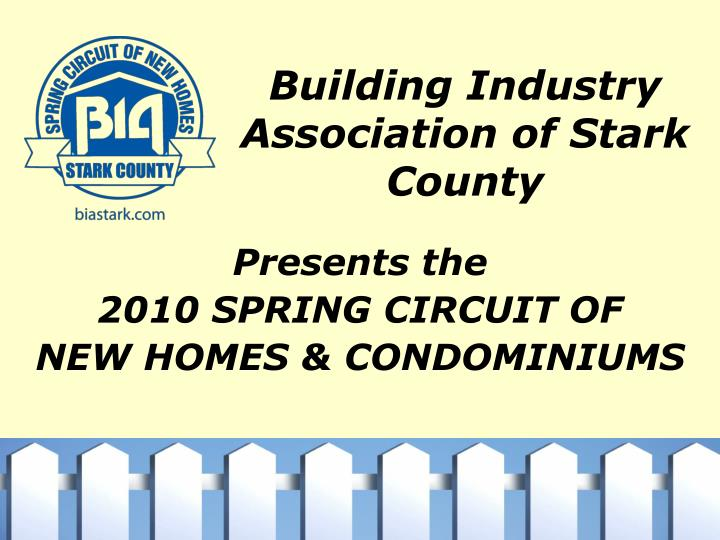building industry association of stark county n.