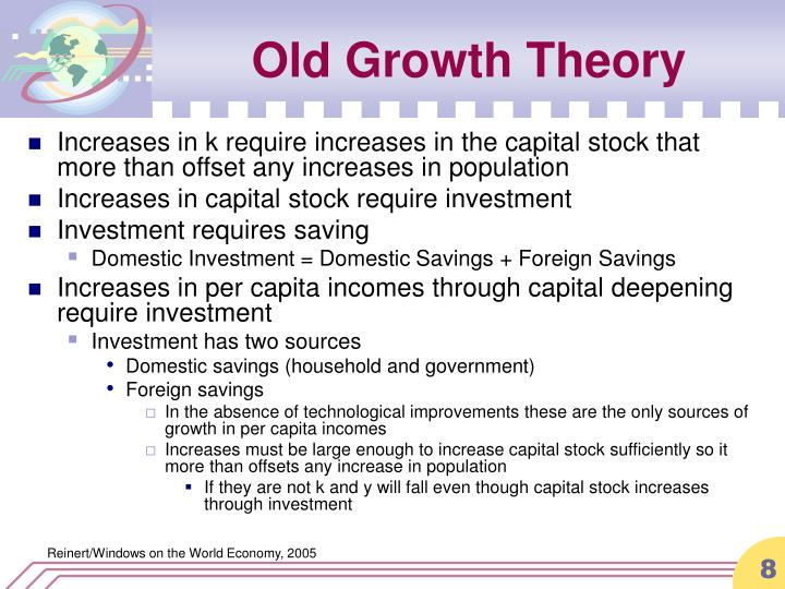 Old Growth Theory