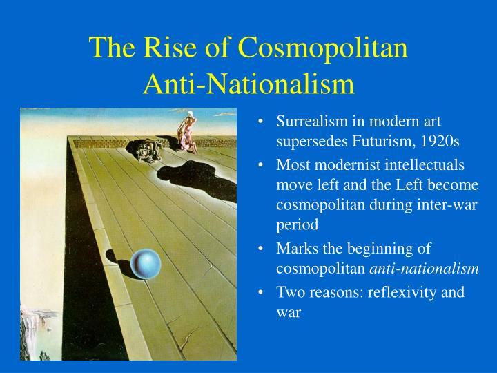 The Rise of Cosmopolitan