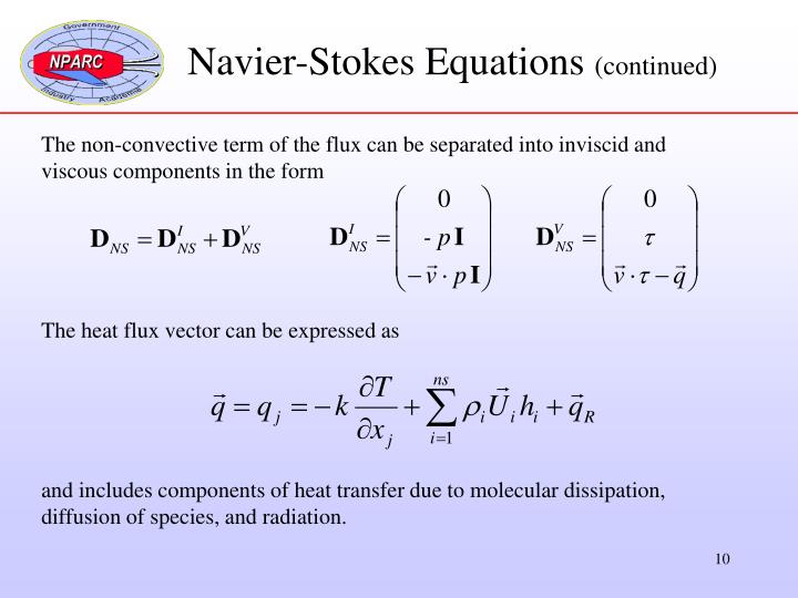 Navier-Stokes Equations