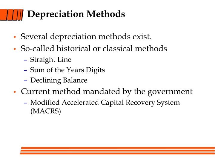 what is the effect of depreciation and taxes on the irr The depreciation taken on the asset in future periods is not a cash flow and is not included in the npv and irr calculations however, there is a cash benefit related to depreciation (often called a depreciation tax shield ) since income taxes paid are reduced as a result of recording depreciation expense.