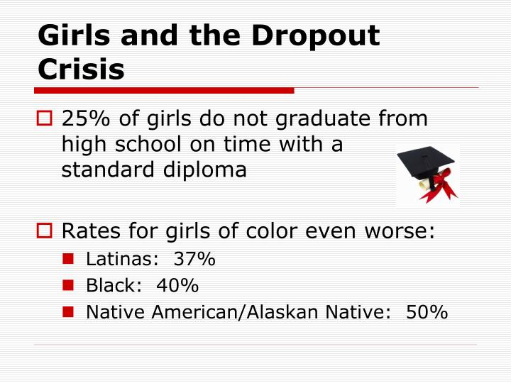 Girls and the Dropout Crisis