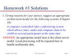 homework 3 solutions1